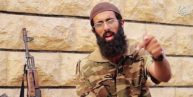 'Centilmen' IŞİD teröristi