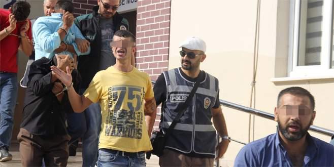 Bursa'daki uyuşturucu operasyonunda 28 tutuklama
