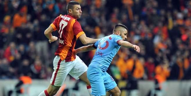 Trabzonspor-Galatasaray rekabetinde 120. randevu