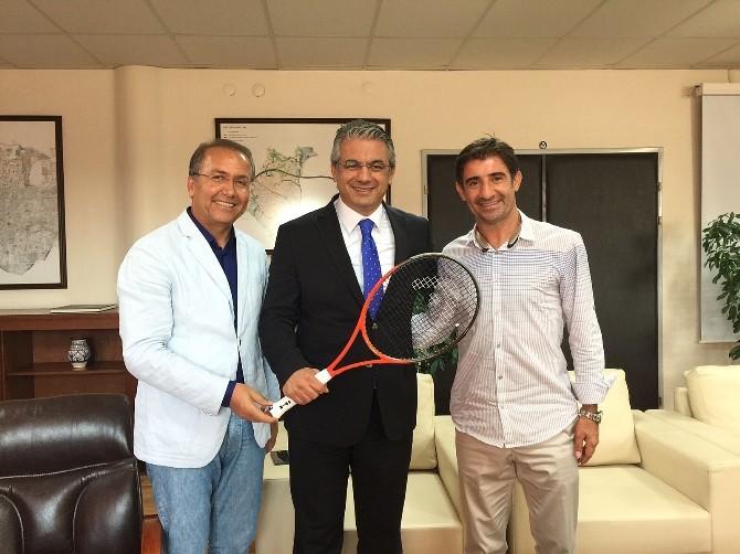 Teniste Marka Kent İzmir