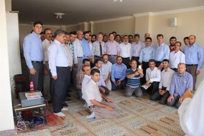 Kaymakam Sağ, Din Görevlileri Toplantısına Katıldı