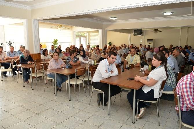Başkan Gürlesin'den Belediye Çalışanlarına Bayram Müjdesi