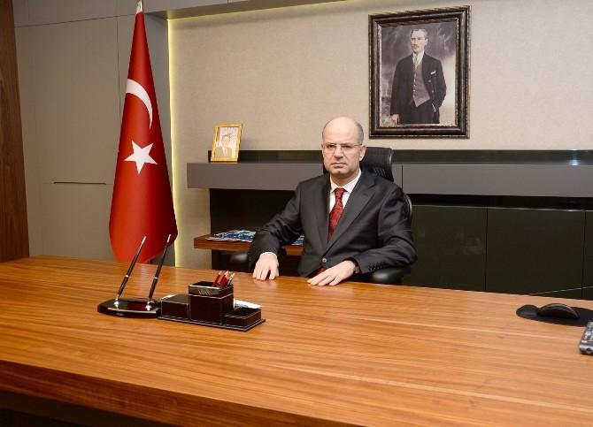 Emniyet Müdürü Erhan Gülveren'den Gaziler Günü Mesajı