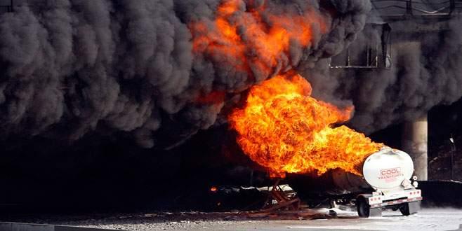 'Bedava petrol' faciası:185 ölü