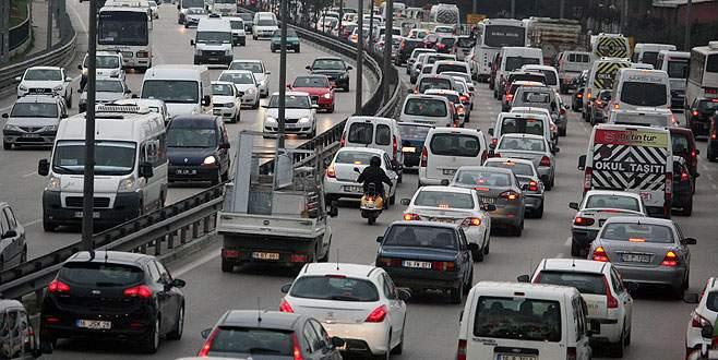 Bayram trafiğine dikkat