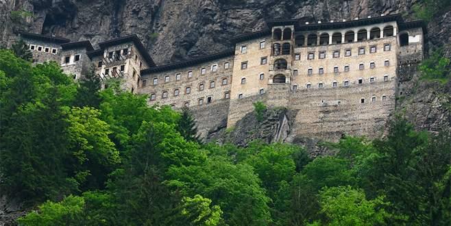 Sümela Manastırı kapatılıyor