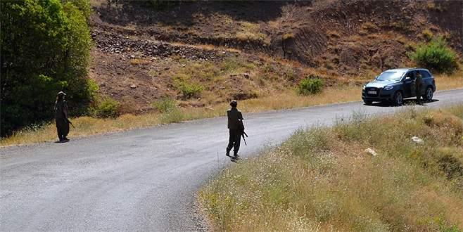 Kaçırılan astsubay borsa başkanının oğlu çıktı