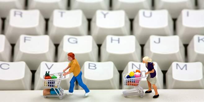 E-ticaret 2 trilyon dolara ulaştı