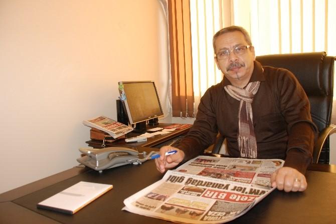 Ali Tongülüs, Agc Başkanlığı İçin Adaylığını Açıkladı