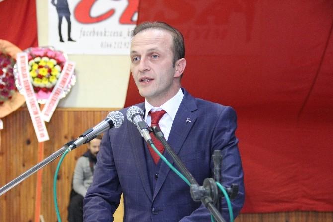 MHP Kastamonu Merkez İlçe Başkanı Ali Osman Kurtcu: