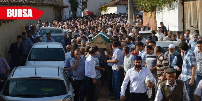 Mustafa Atan gözyaşları ile uğurlandı