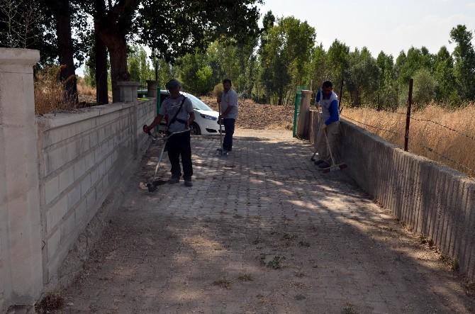 Bünyan'da Parola 'Sürekli Kesintisiz Hizmet'