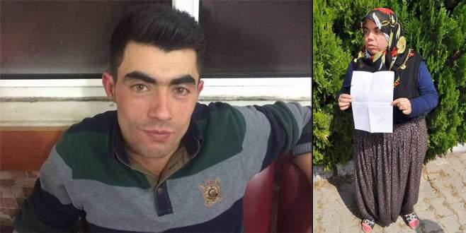 Bursa'da kayıp gençten 1 haftadır haber alınamıyor