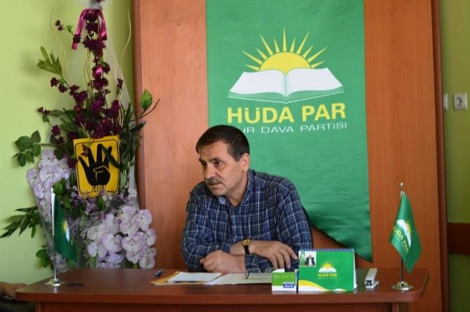 Hüda Par'ın 1 Kasım Seçimlerine Girmemesi