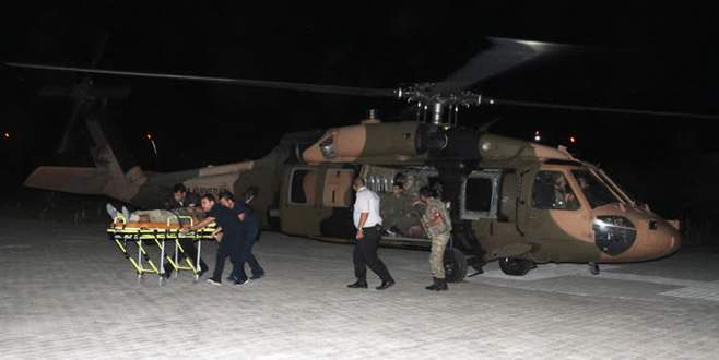 İki ayrı bölgede askere hain tuzak: 24 asker yaralı