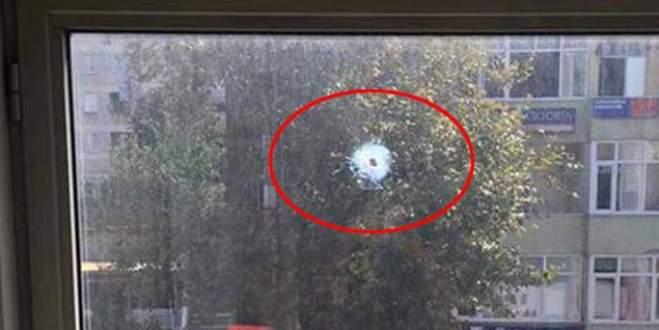 Kartalspor tesislerine silahlı saldırı
