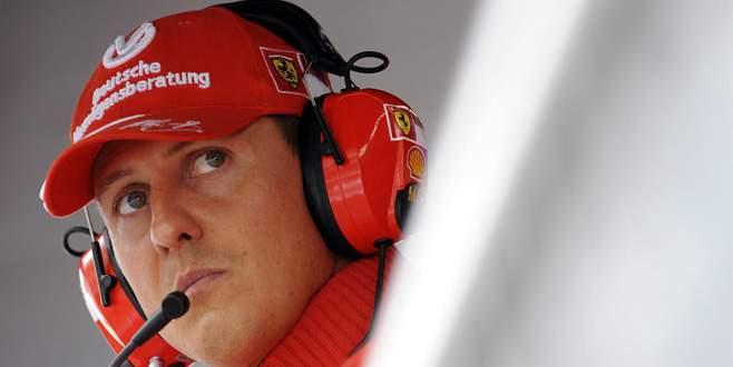 Michael Schumacher'in uyandığı iddia edildi
