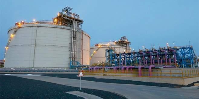 Katar'la 3 yıllık LNG anlaşması