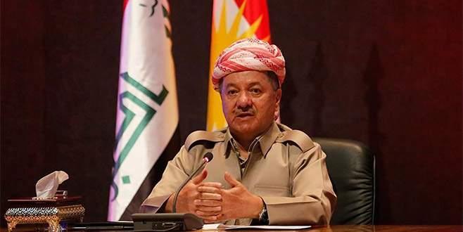Barzani: Bağdat ile diyaloğa hazırız