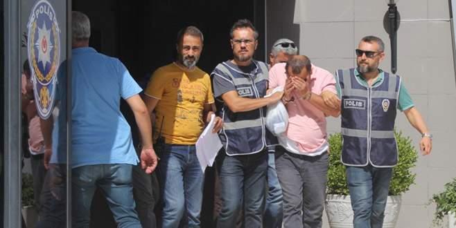 İstanbul'dan gelip Bursa'da sattılar! Fark edilince...