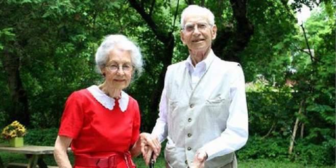 75 yıllık evli çift beş saat arayla öldü