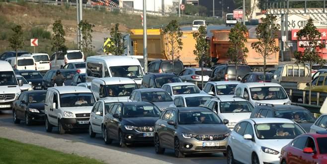 Bursa'da trafiği böyle katlediyorlar