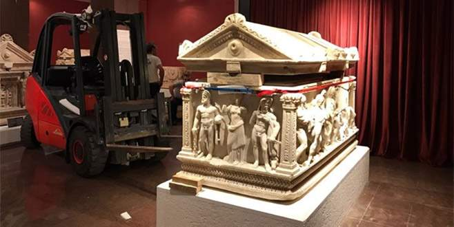 Herakles Lahdi'nden ilk fotoğraf