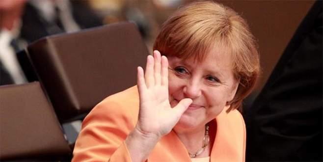 Merkel astronot olmak istermiş