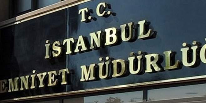 İstanbul İstihbarat Şube Müdürü görevden alındı