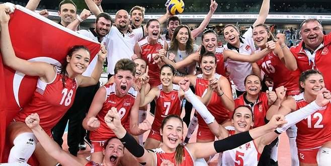 Genç Sultanlar Dünya Şampiyonu