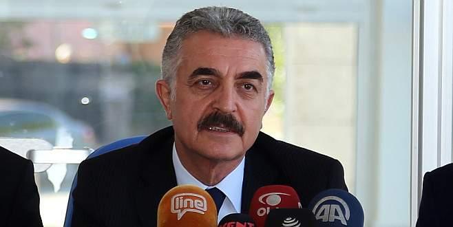 Büyükataman: MHP Genel Başkanı emir almaz