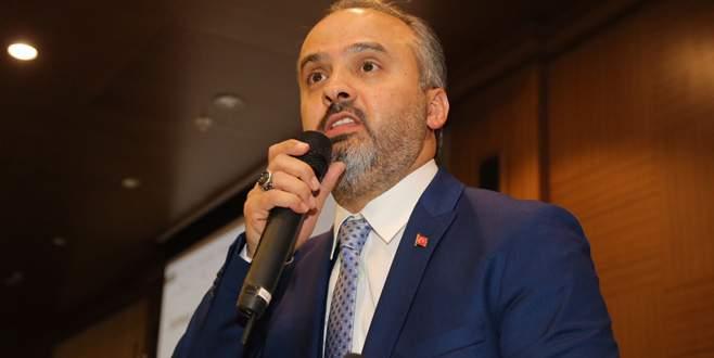Alinur Aktaş: 'Bursamız için ortak akılda buluşacağız'