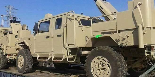ABD'den PKK'ya 90 TIR silah daha