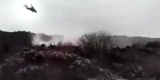 Tendürek'te sıcak çatışma: Terörist grup yok edildi