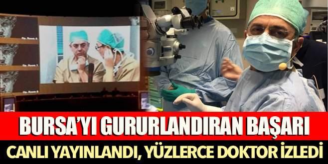 Türk doktordan büyük başarı