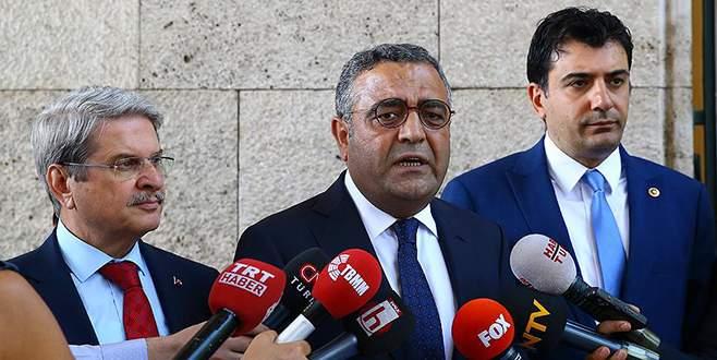 CHP İstanbul Milletvekili Tanrıkulu'ndan 'soruşturma' açıklaması