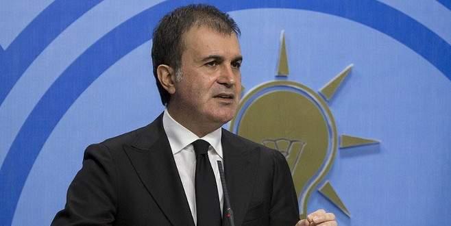 AK Parti Sözcüsü Ömer Çelik'ten 'af' ve 'ittifak' açıklaması