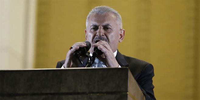 Başbakan Yıldırım: 'Feto gelecek, hesap verecek'