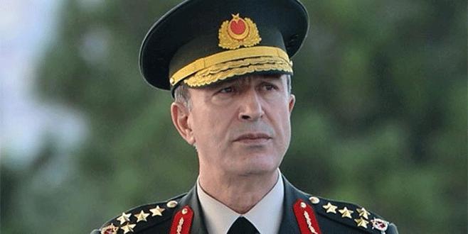 Orgeneral Akar'dan 'YPG' açıklaması