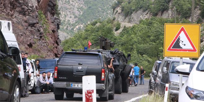 Kılıçdaroğlu'nun konvoyuna silahlı saldırı