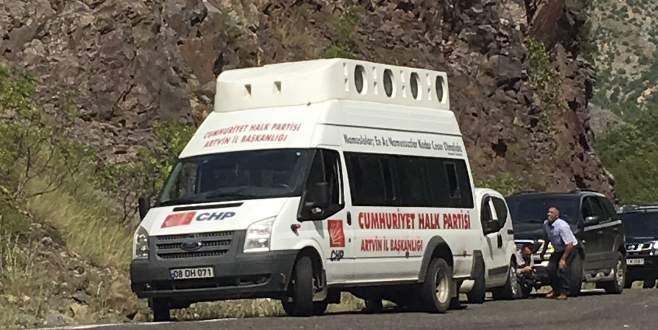 İçişleri Bakanı: Saldırı Kılıçdaroğlu'nun konvoyuna yapıldı