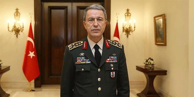 Orgeneral Hulusi Akar, Rus mevkidaşıyla görüşecek