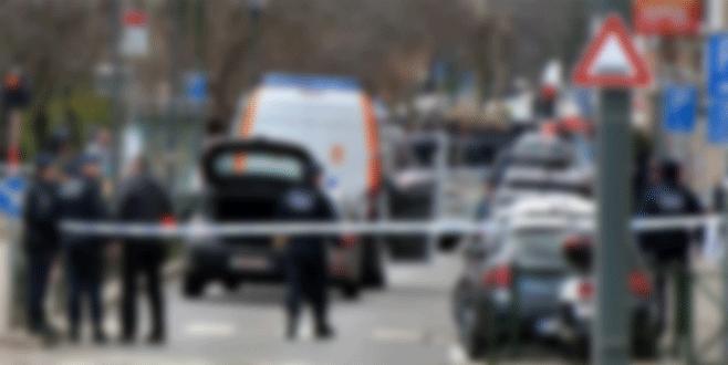 Belçika'da spor salonunda patlama