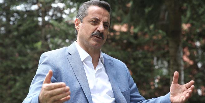Faruk Çelik'ten Bursaspor'un şampiyonluğuyla ilgili açıklama