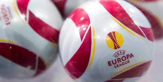 Fenerbahçe'nin Avrupa'daki rakipleri belli oldu