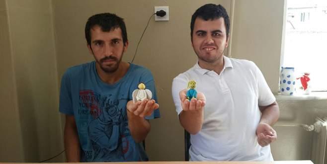 İnegöl İŞKUR'dan engelli bireylere destek