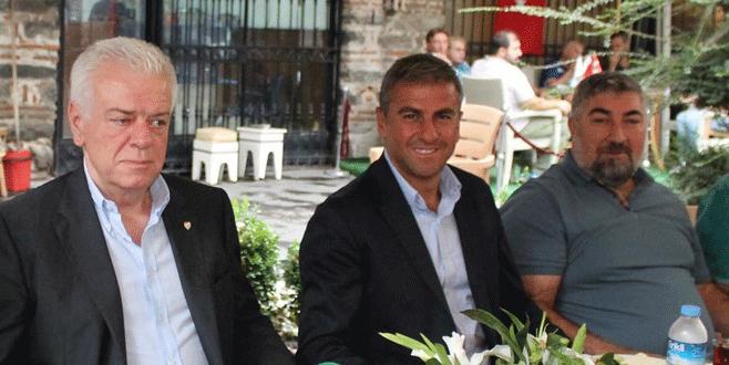 Hamzaoğlu: 'Deniz Fener'e yetişmez!'