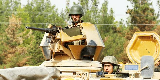 Mehmetçik'e YPG için vur emri