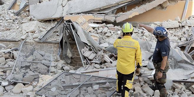 İtalya'daki depremde bilanço ağırlaşıyor