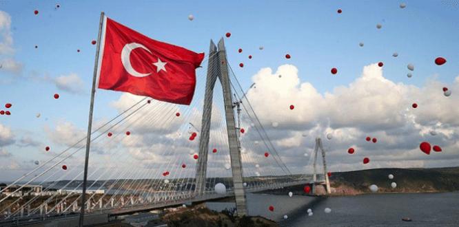 Üçüncü Köprü'de gişeleri ASELSAN'a emanet edildi